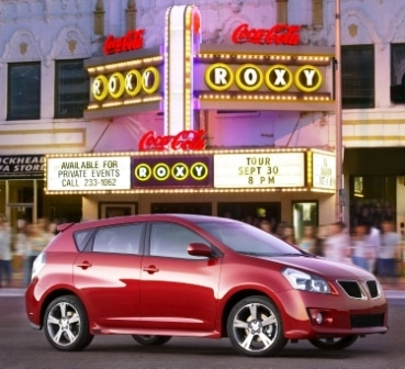 GM Claims Pontiac Vibe is Safe to Drive