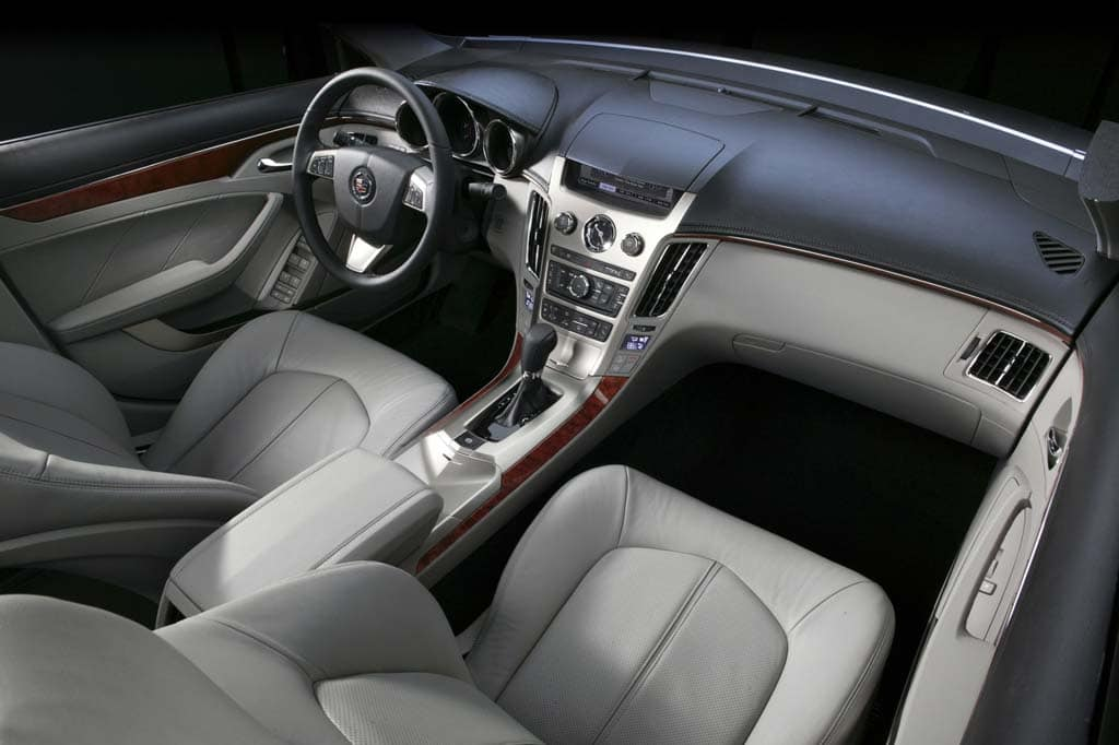 review 2010 cadillac cts sport wagon. Black Bedroom Furniture Sets. Home Design Ideas