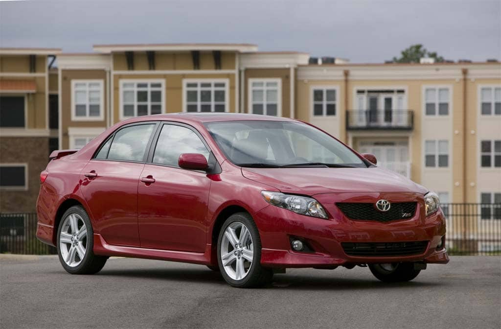 NHTSA Clears Toyota: No Corolla Steering Defect