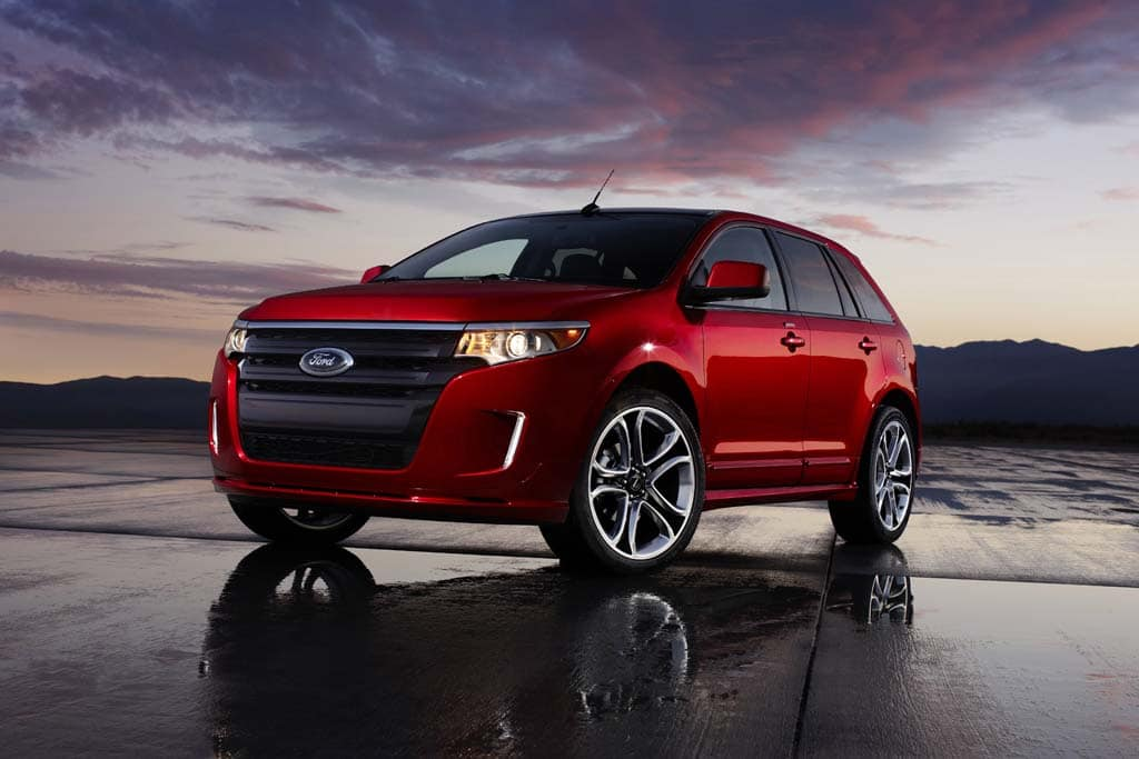 Ford Edge Sport. Ford#39;s 2011 Edge Sport gets a