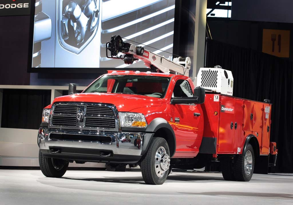 the buyback covers a wide range of ram pickups including this heavy duty 4500 - Dodge Ram 4500 2015