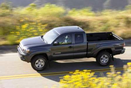 Toyota Recalls Tacomas While NHTSA Probes Chrysler
