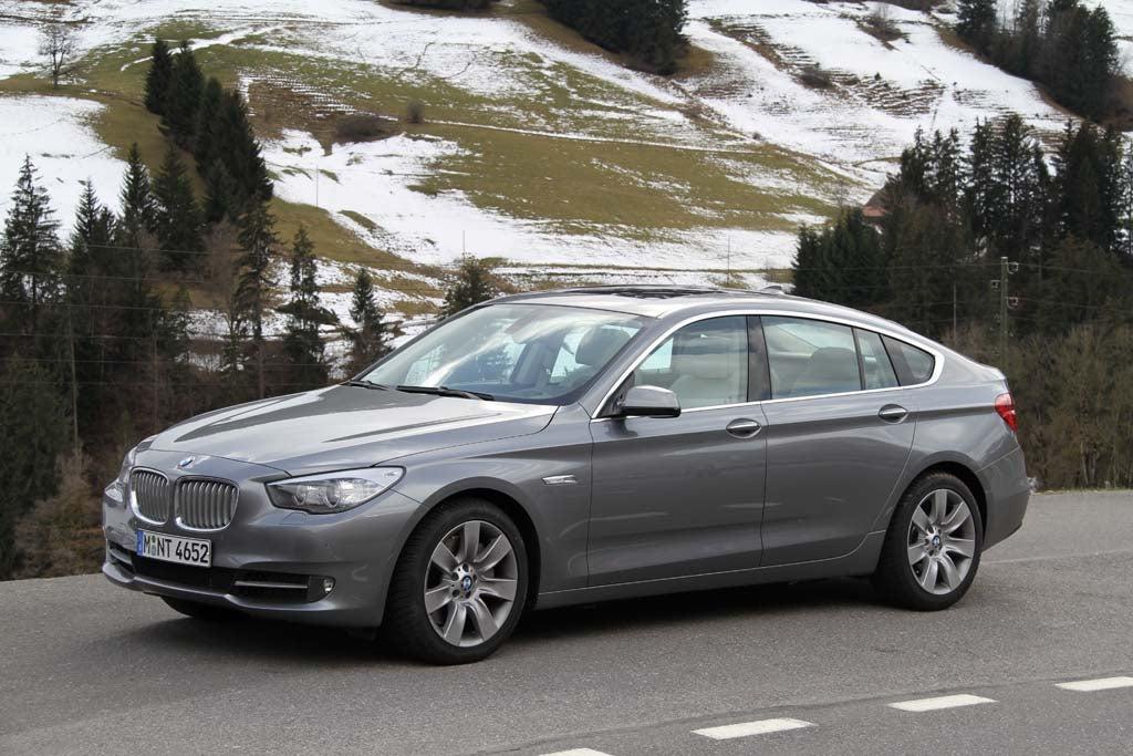 First Drive BMW I Gran Turismo TheDetroitBureaucom - 550 gt bmw