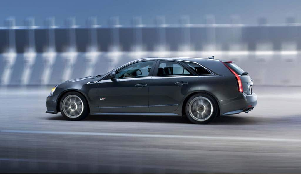 First Look 2011 Cadillac Cts V Sport Wagon Thedetroitbureau Com