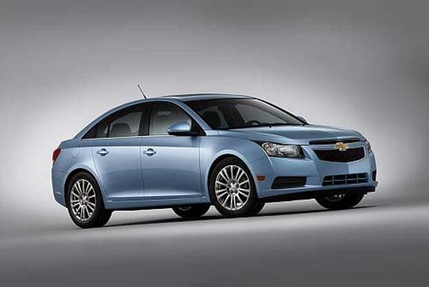 2011 Chevy Cruze Eco