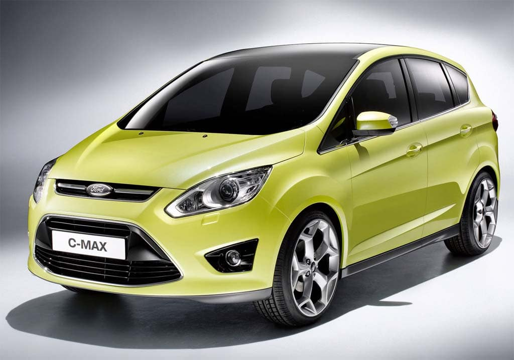 ... the EcoBoost engine will be used in the 2011 Ford C-Max people mover