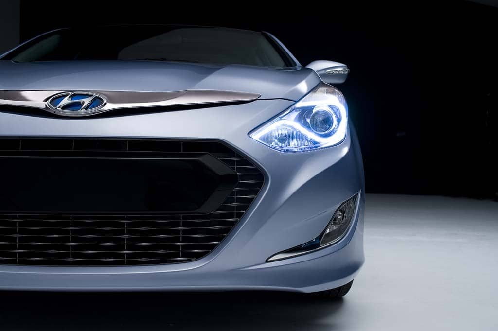 The 2017 Hyundai