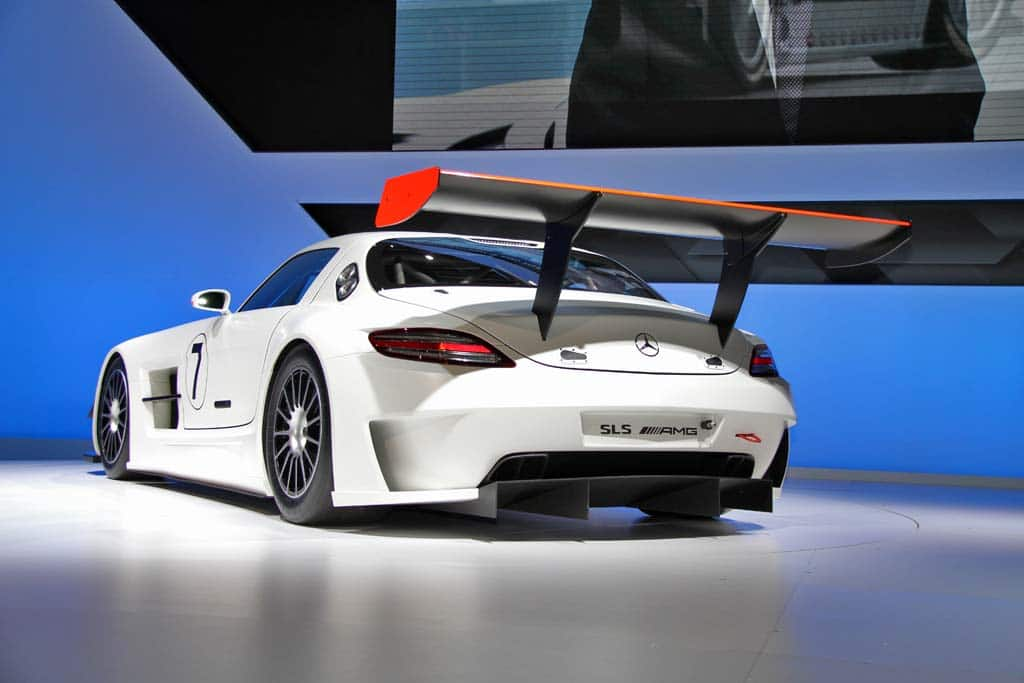 Top cars mercedes benz sls amg gt3 2011 for Mercedes benz gt3