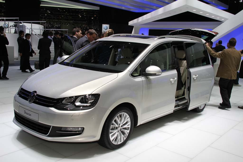 volkswagen sharan boot dimensions. Black Bedroom Furniture Sets. Home Design Ideas