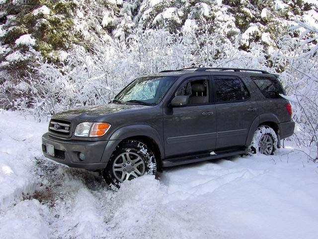 Toyota's Latest Recall: 50,000 Sequoia SUVs