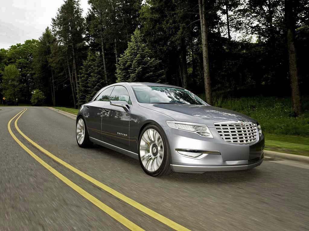 New Name, New Look For Chrysler's Midsize