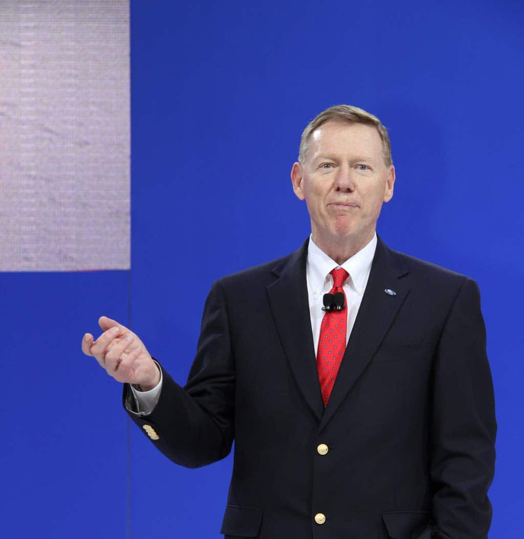Alan mulally ford email for Ford motor company alan mulally