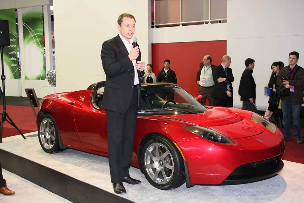 EV Maker Tesla Edges Closer to IPO