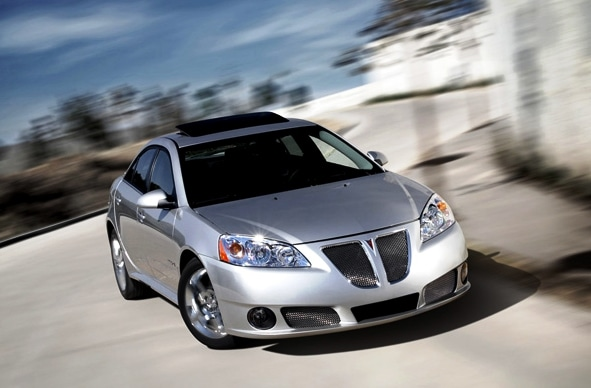 financing of 3 9 on gm certified used vehicles pontiac g6. Black Bedroom Furniture Sets. Home Design Ideas