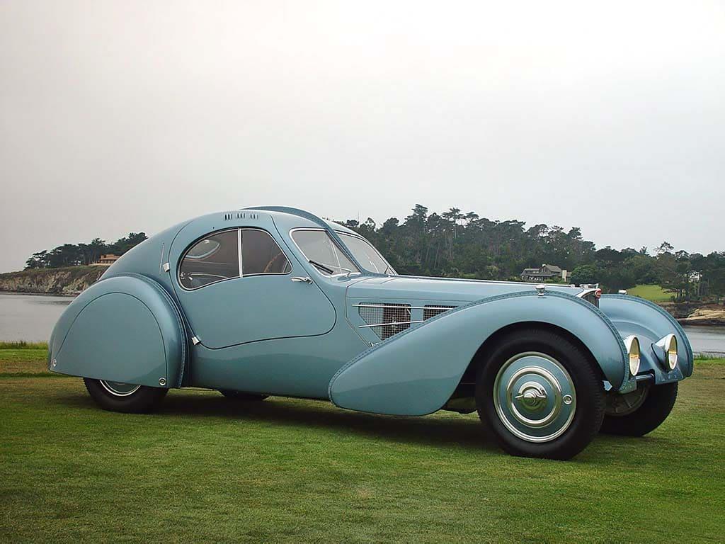 1936 Bugatti Becomes World S Most Expensive Car The Detroit Bureau