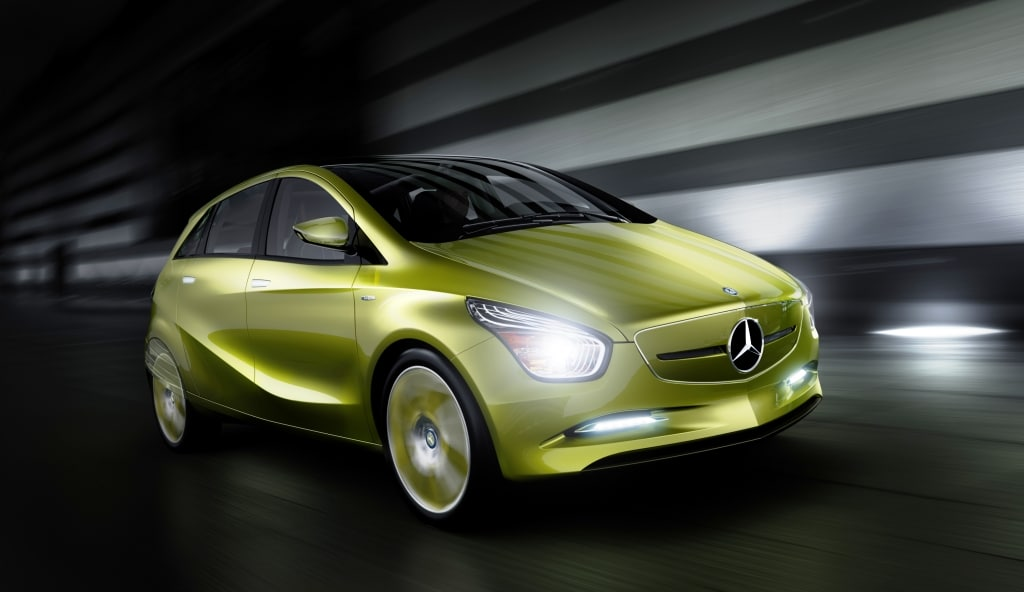 Chinese BYD and Daimler to Develop Electric Car