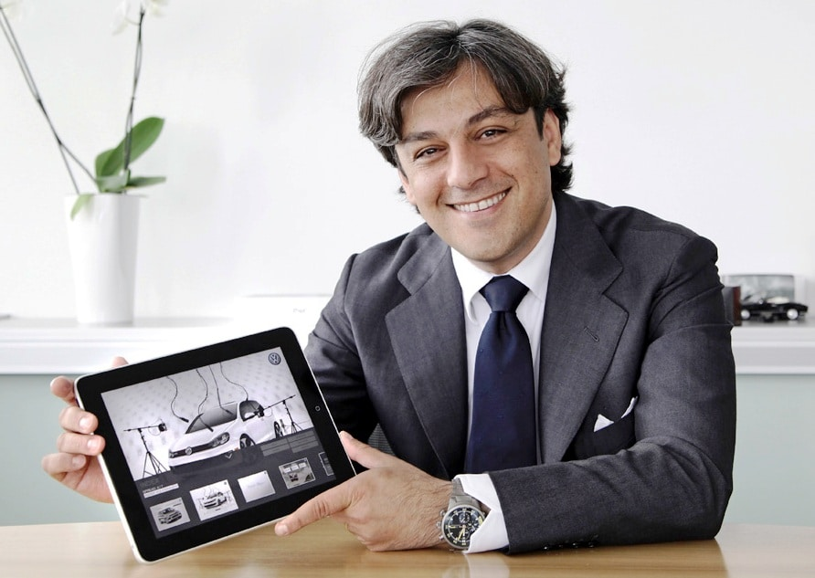 Volkswagen Publishes iPad Customer Magazine