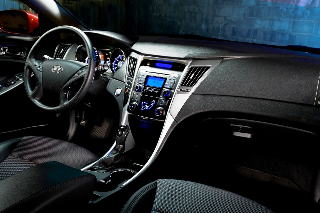 سوناتا 2020 >> Driving the Hyundai Sonata   TheDetroitBureau.com
