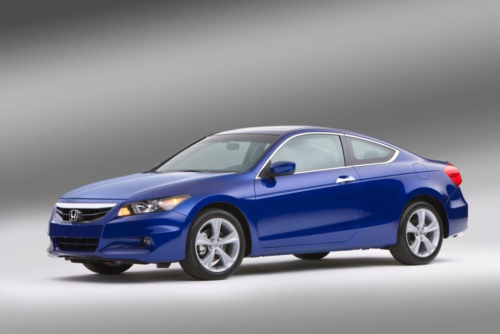 Honda Predicts 2011 Accord Fuel Economy Increase