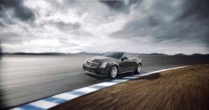 The ATS will join an expanding line-up of Cadillac models, including the new CTS Coupe.