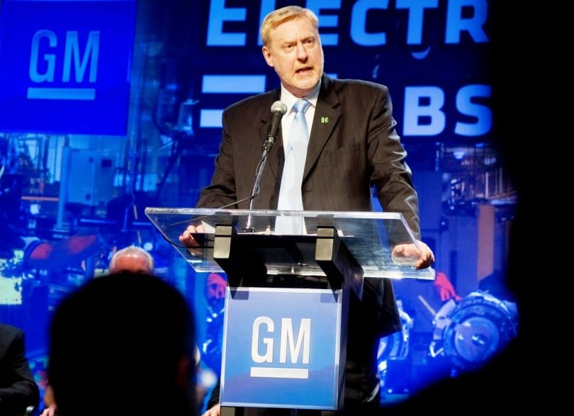 GM Global Business Conference Reveals Little New