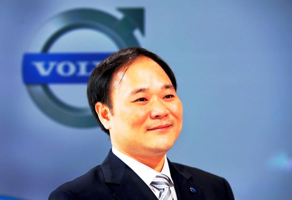 Geely Buys 9.7% of Daimler AG for $9.2 Billion