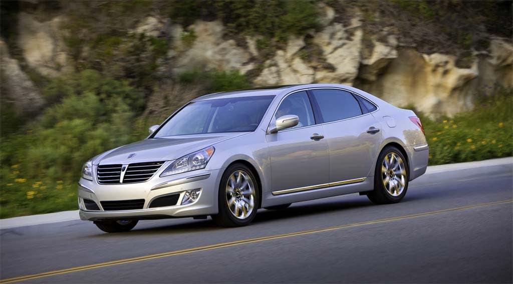 First Drive: 2011 Hyundai Equus