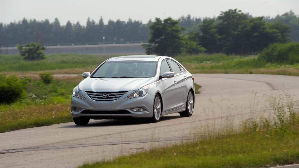 Hyundai Sonata Sets Sales Record