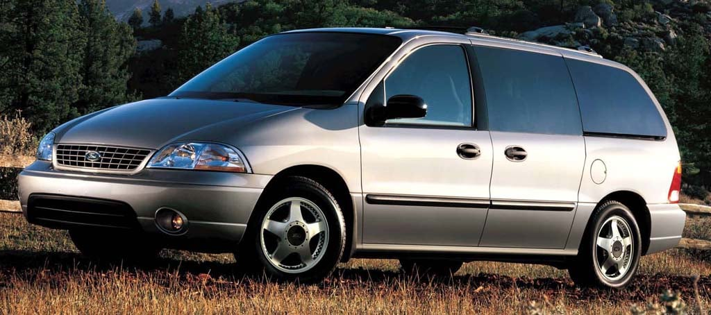 ford recalls 575 000 windstar minivans for rust. Black Bedroom Furniture Sets. Home Design Ideas