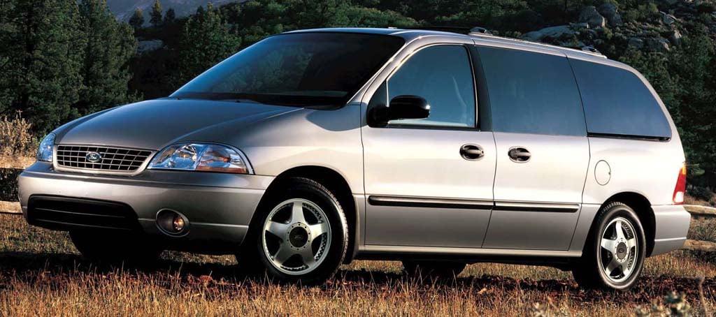 Ford Recalls 575,000 Windstar Minivans for Rust