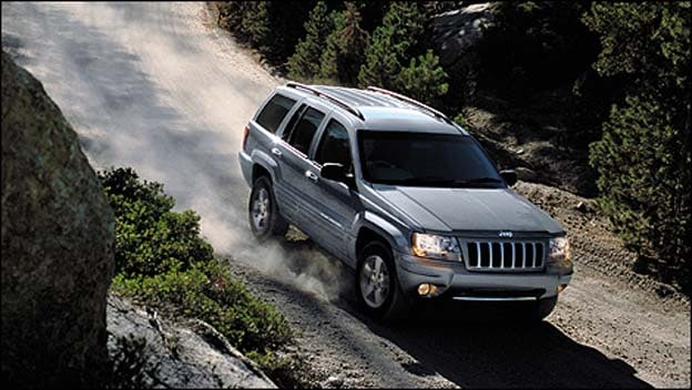 Jeep fires recall