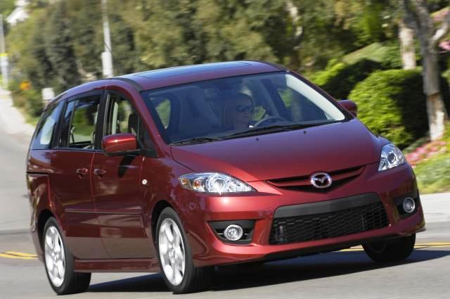 Mazda Recalls More than 200,000 3 and 5 Models