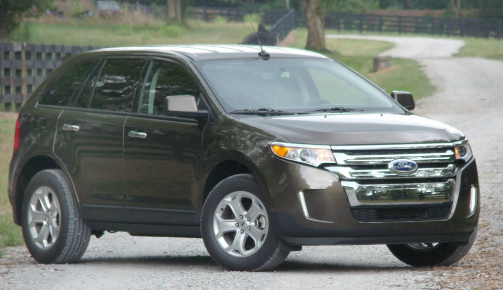 first drive: 2011 ford edge 2011 ford edge sel – thedetroitbureau