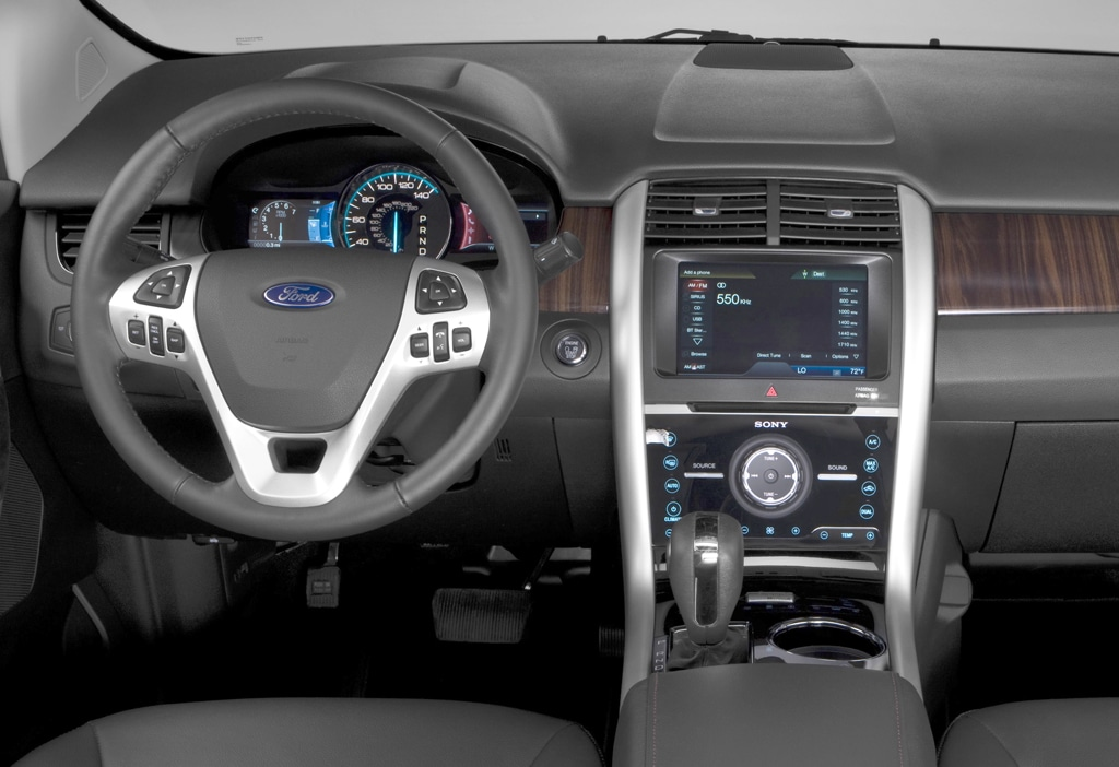 first drive 2011 ford edge 2011 ford edge limited. Black Bedroom Furniture Sets. Home Design Ideas