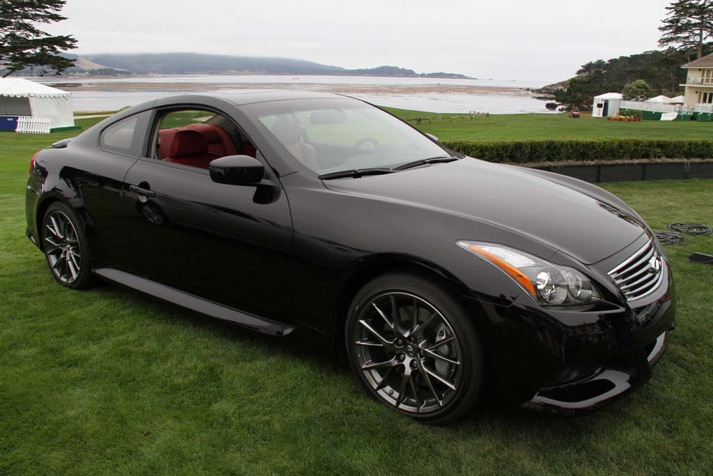 First Look Infiniti Performance Line 2011 Infiniti Ipl G Coupe