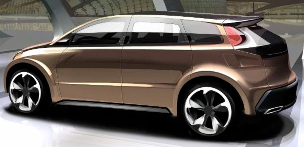 Automotive Design Contest Seeks Light Vehicle Ideas 2020 Lotus Toyota Venza 1 Thedetroitbureau Com
