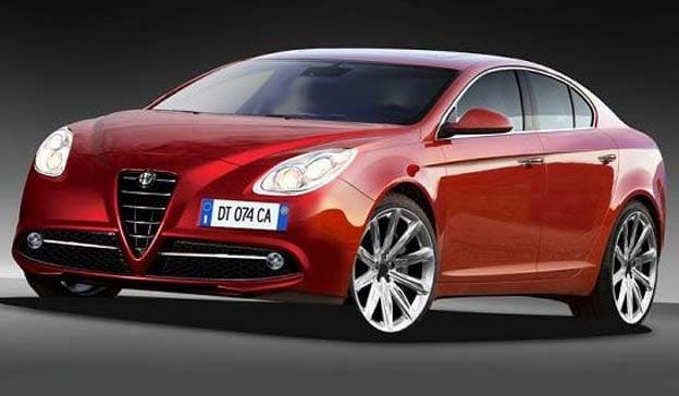 Alfa-Romeo To Play Key Role In Fiat Re-Launch