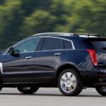 The SRX was one reason for Cadillac's 83% sales jump, last month, but comparison to last year's Clunker-driven sales hurt August numbers.