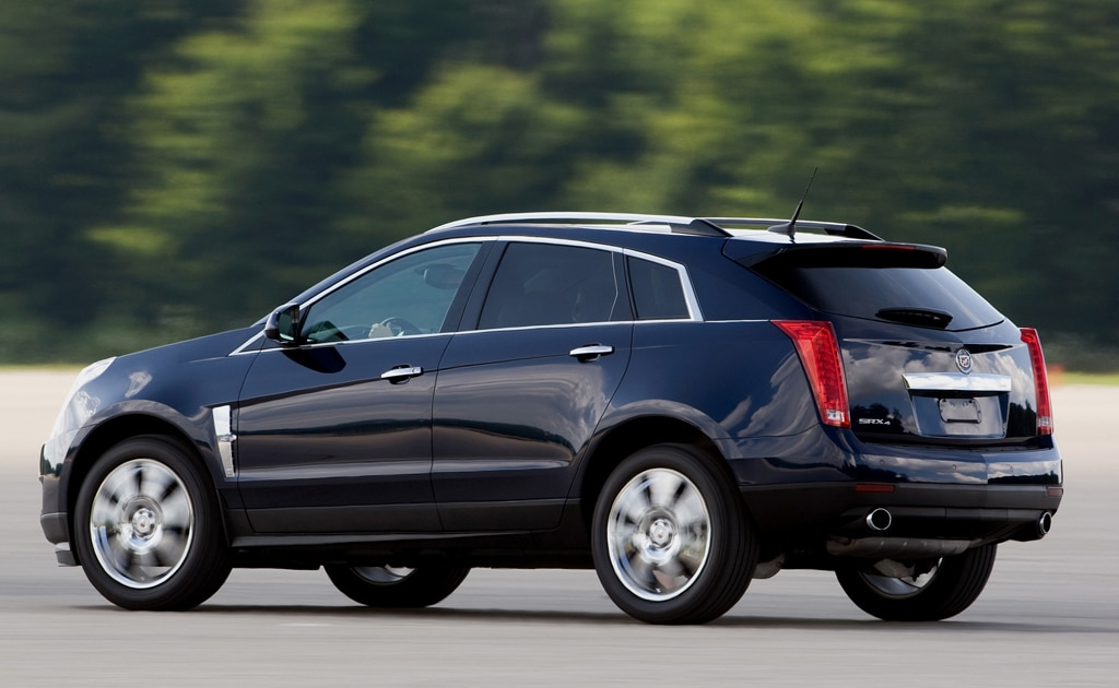Review: Cadillac Gets Shape of New SRX Right