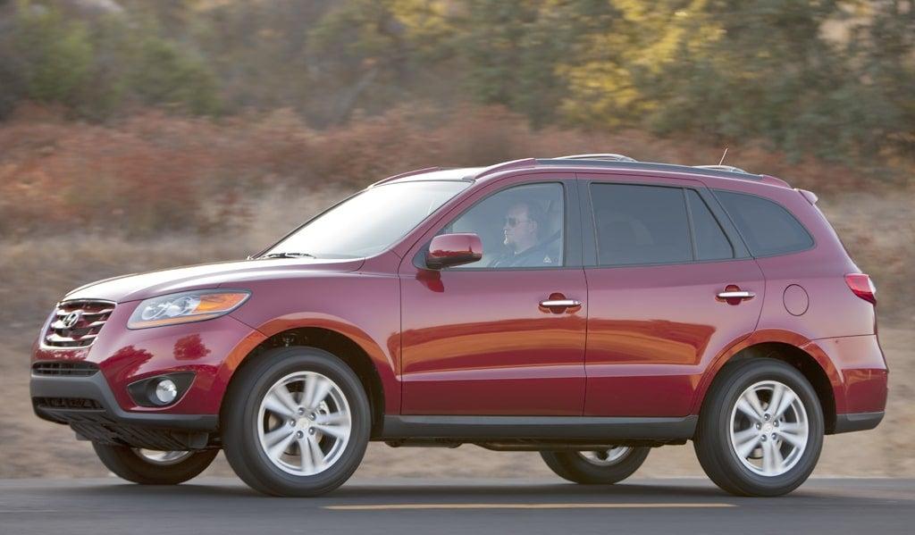 Kia Confirms Plans To Build Hyundai Santa Fe At Georgia Assembly Plant