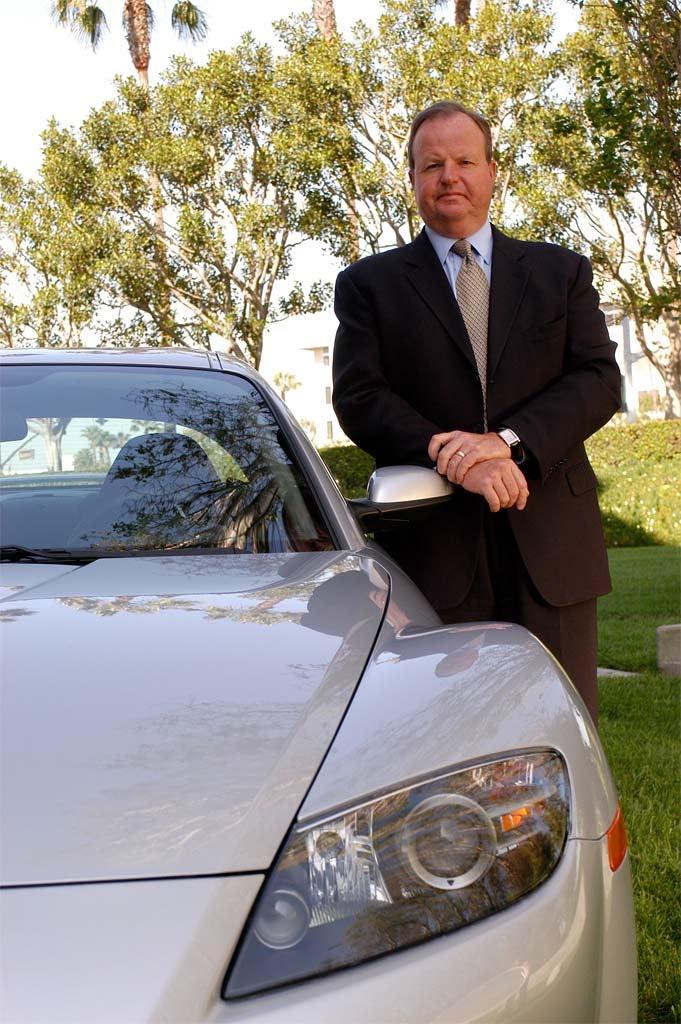 Mazda North America Ceo Retires