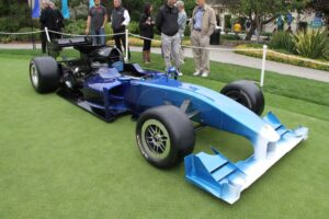 For a cool $1 million you can own your own Lotus Formula One car.