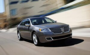 Lincoln underestimated demand for the hybrid version of its MKZ sedan.
