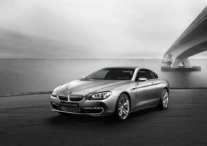 An all-new version of the BMW 6-Series debuts in concept form at the Paris Motor Show.