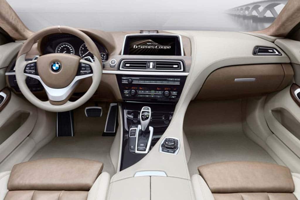 BMW Revealing NextGen Series In Paris BMW Concept Series - 2011 bmw 6 series