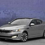 Fuel economy has been rising sharply as buyers opt for smaller vehicles and downsized powertrains - like the I-4 offerings in the 2012 Kia Optima.