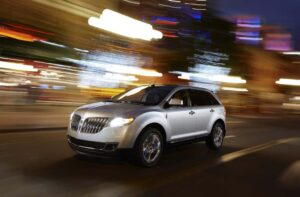The 2011 Lincoln MKX undergoes significant changes for the new model-year.