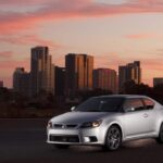 The Scion tC: the number one choice for teen drivers - at least according to insurer USAA.
