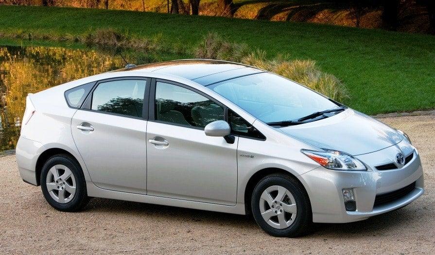 Toyota Recalls 2 8 Mil Prius Hybrids, Other Models