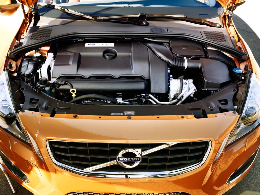 2011 Volvo S60 T6 Engine